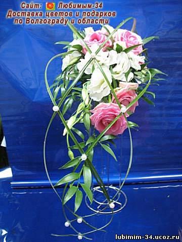 Получая в дар букет из роз любого