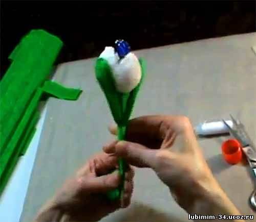 Как сделать букеты из шаров своими руками